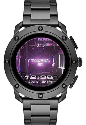 Diesel Men's Touchscreen Connected Smartwatch 5