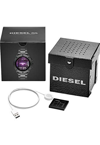 Diesel Men's Touchscreen Connected Smartwatch 8