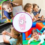 Gift for 4-13 Year Old Girls, Kids Watch Toys for Girl Boy Age 5-12 Birthday Present for Kids 19