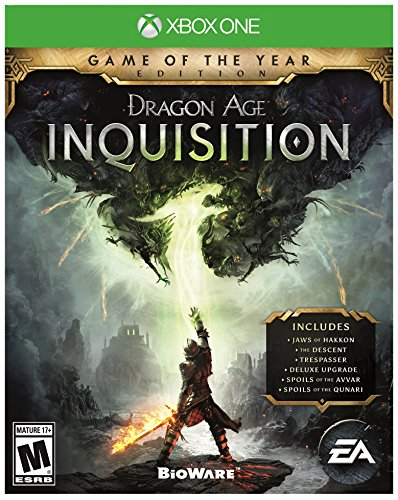Electronic Arts Dragon Age: Inquisition Game of the Year Edition, XOne - video games (XOne, Xbox One, RPG (Role-Playing… 1