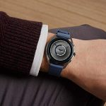 Emporio Armani Mens Smartwatch with Rubber Strap ART5008 22