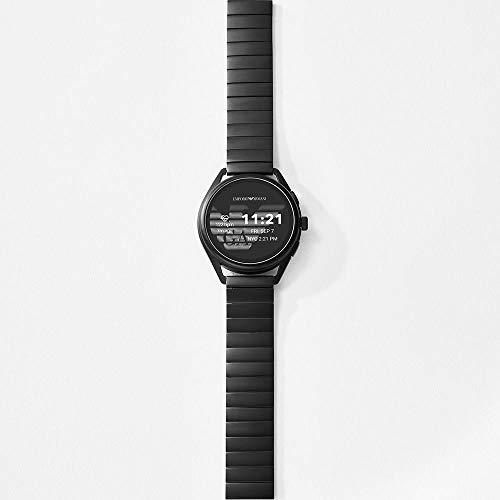 Emporio Armani Men's Touchscreen Connected Smartwatch 3