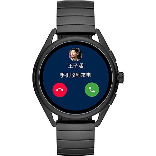 Emporio Armani Men's Touchscreen Connected Smartwatch 4