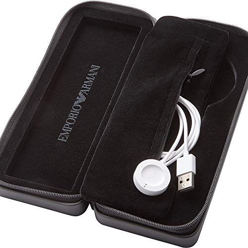 Emporio Armani Men's Touchscreen Connected Smartwatch 10
