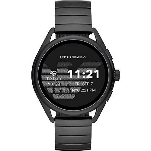 Emporio Armani Men's Touchscreen Connected Smartwatch 1