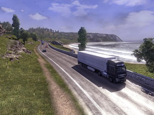 Euro Truck Simulator 2 (PC CD) 5