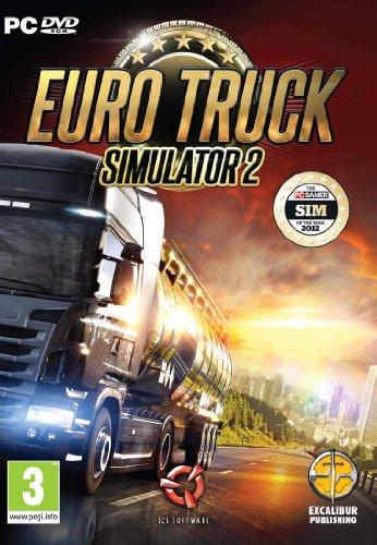 Euro Truck Simulator 2 (PC CD) 2