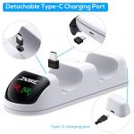 FYOUNG for PS5 Charging Dock, Dual Controller Charging Station with LED Indicator for Sony PlayStation 5 DualSense… 21