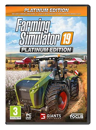 Farming Simulator 19 - Platinum Edition Standard   PC Code - Steam 1