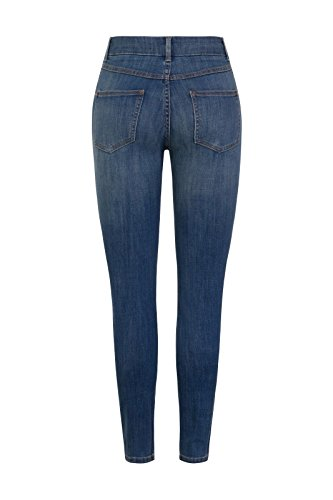 FashionLabels4Less Ex High Street Brand 9334 5 Pocket Jeggings with Added Stretch 3
