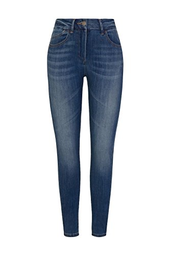 FashionLabels4Less Ex High Street Brand 9334 5 Pocket Jeggings with Added Stretch 1