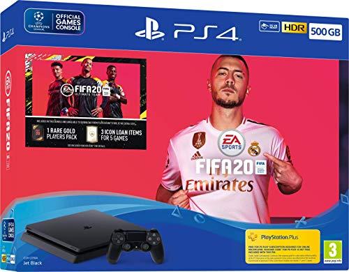 Fifa 20 500GB PS4 Bundle (PS4) 1