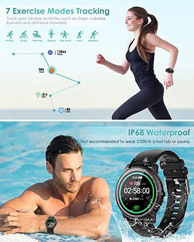 Fitness Tracker Smart watch C530 4