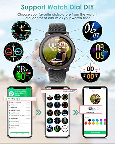 Fitness Tracker Smart watch C530 5