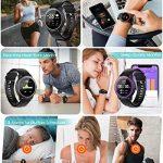 Fitness Tracker Smart watch C530 21