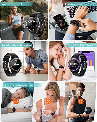 Fitness Tracker Smart watch C530 6