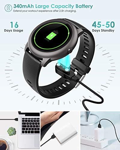 Fitness Tracker Smart watch C530 7