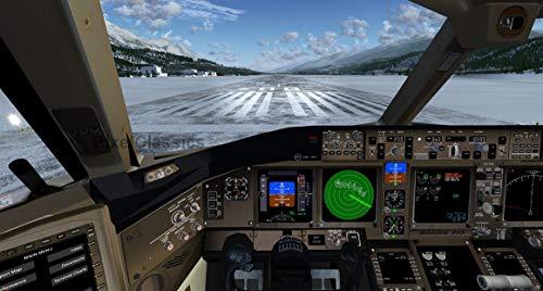 Flight Simulator 2020 X FlightGear Plane & Helicopter Sim | Premium DELUXE Edition Flight Gear Incl 600+ Aircraft | DVD… 5