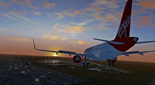 Flight Simulator 2020 X FlightGear Plane & Helicopter Sim | Premium DELUXE Edition Flight Gear Incl 600+ Aircraft | DVD… 6