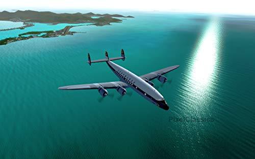 Flight Simulator 2020 X FlightGear Plane & Helicopter Sim | Premium DELUXE Edition Flight Gear Incl 600+ Aircraft | DVD… 7