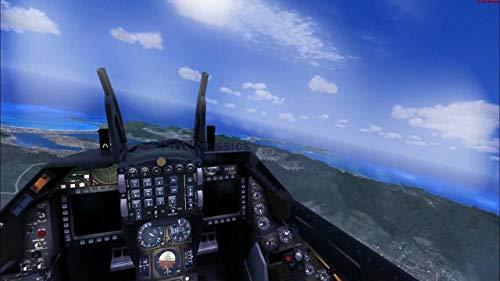 Flight Simulator 2020 X FlightGear Plane & Helicopter Sim | Premium DELUXE Edition Flight Gear Incl 600+ Aircraft | DVD… 8
