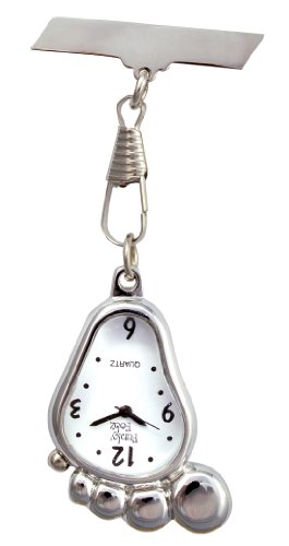 Foot Fob Watch Great Midwife Nurse Gift Present 1