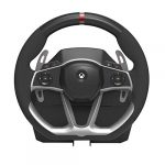 HORI Wired Force Feedback Racing Wheel DLX - Steering Wheel with vibration rumble and pedals - Xbox Series X - Xbox One 12