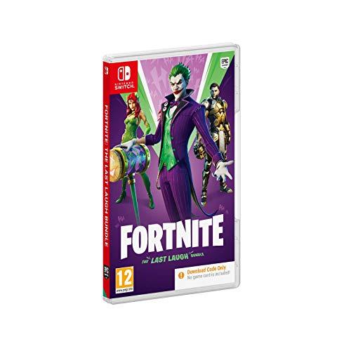 Fortnite: The Last Laugh Bundle (Nintendo Switch) 3