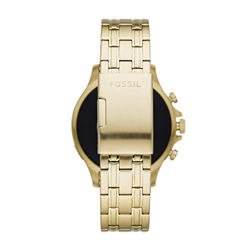 Fossil Gen 5 Garrett Stainless Steel Touchscreen Smartwatch with Speaker, Heart Rate, GPS, NFC, and Smartphone… 9