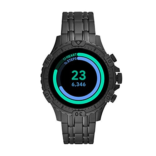 Fossil Men's GEN 5 Connected Smartwatch with Touchscreen, Speaker, Heart Rate, GPS, NFC and Smartphone Notifications 8