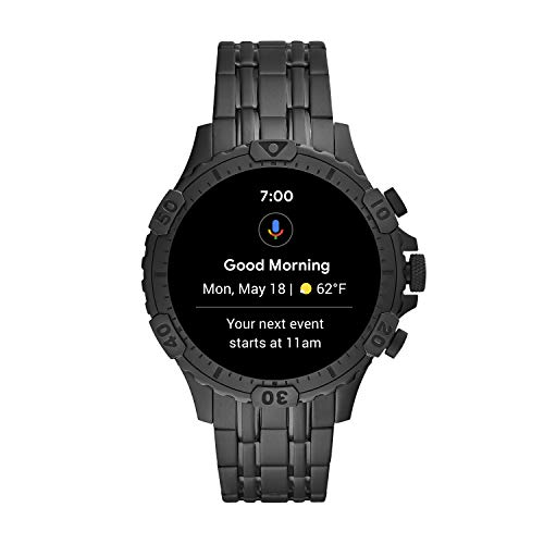 Fossil Men's GEN 5 Connected Smartwatch with Touchscreen, Speaker, Heart Rate, GPS, NFC and Smartphone Notifications 9