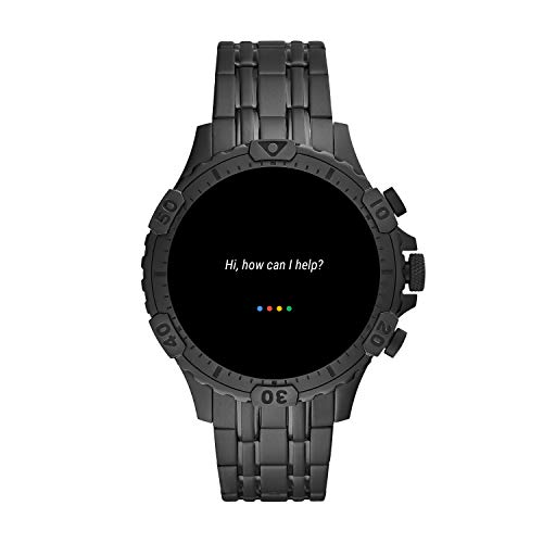 Fossil Men's GEN 5 Connected Smartwatch with Touchscreen, Speaker, Heart Rate, GPS, NFC and Smartphone Notifications 10