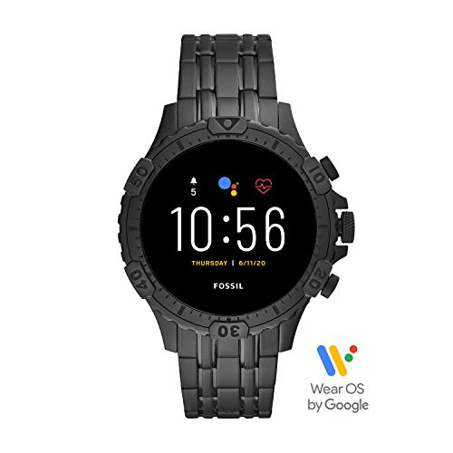 Fossil Men's GEN 5 Connected Smartwatch with Touchscreen, Speaker, Heart Rate, GPS, NFC and Smartphone Notifications 1