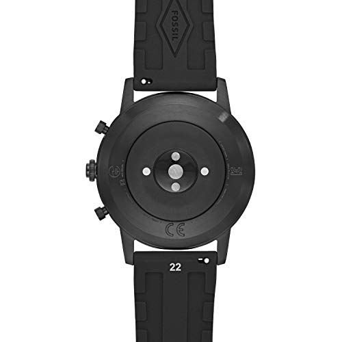 Fossil Men's Hybrid Smartwatch HR with Always-On Readout Display, Heart Rate, Activity Tracking, Smartphone… 3