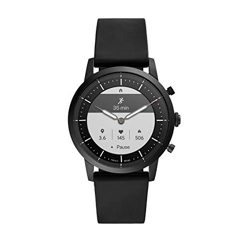 Fossil Men's Hybrid Smartwatch HR with Always-On Readout Display, Heart Rate, Activity Tracking, Smartphone… 8
