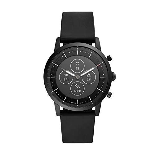 Fossil Men's Hybrid Smartwatch HR with Always-On Readout Display, Heart Rate, Activity Tracking, Smartphone… 1