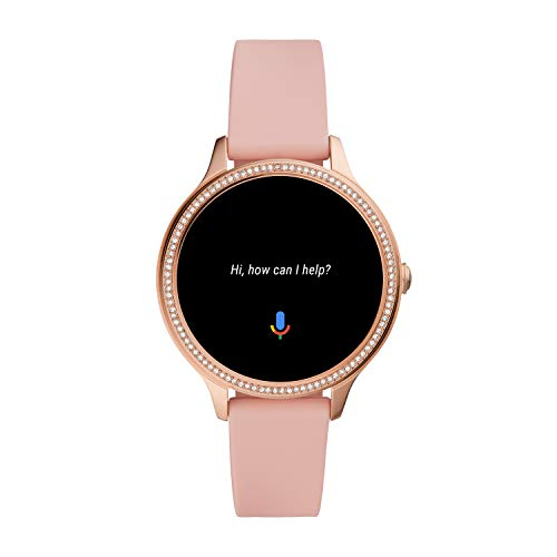 Fossil Women's Gen 5E Touchscreen Smartwatch with Speaker, Heart Rate, NFC, and Smartphone Notifications 3