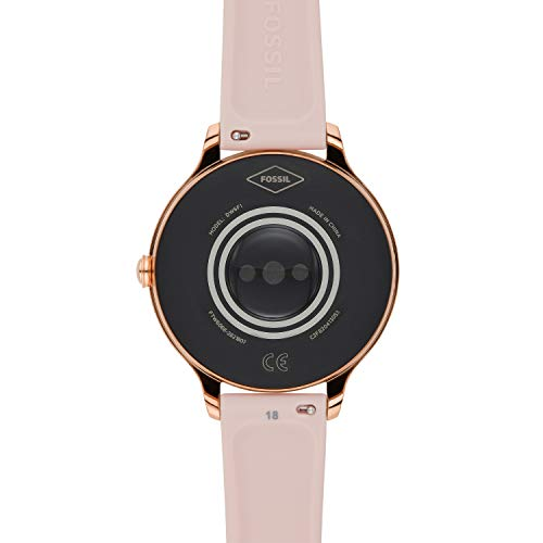 Fossil Women's Gen 5E Touchscreen Smartwatch with Speaker, Heart Rate, NFC, and Smartphone Notifications 6