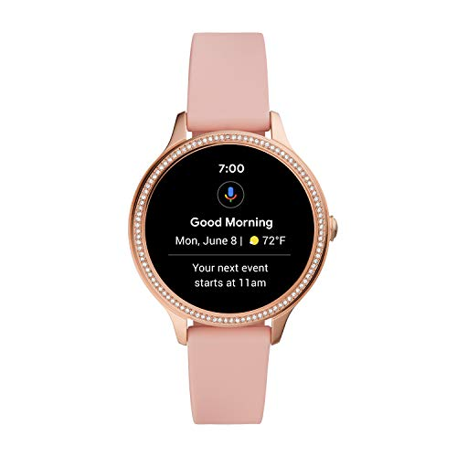 Fossil Women's Gen 5E Touchscreen Smartwatch with Speaker, Heart Rate, NFC, and Smartphone Notifications 7