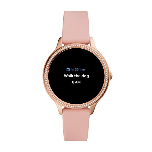 Fossil Women's Gen 5E Touchscreen Smartwatch with Speaker, Heart Rate, NFC, and Smartphone Notifications 10