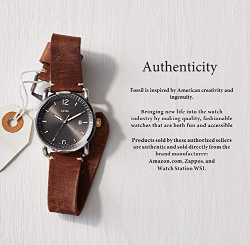 Fossil Women's Jacqueline Leather Watch 4