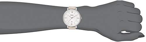Fossil Women's Jacqueline Leather Watch 6