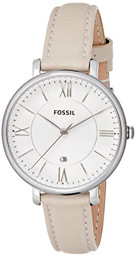 Fossil Women's Jacqueline Leather Watch 1