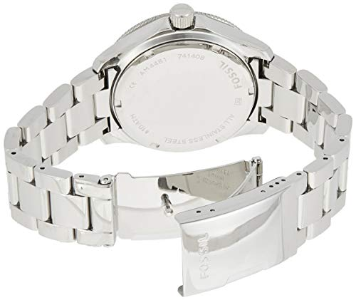 Fossil Women's Cecile Multifunction Stainless Steel Watch AM4481 3