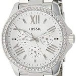Fossil Women's Cecile Multifunction Stainless Steel Watch AM4481 17