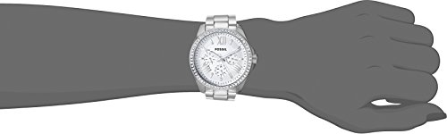 Fossil Women's Cecile Multifunction Stainless Steel Watch AM4481 8