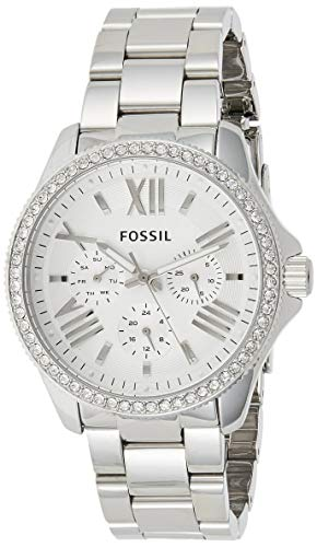 Fossil Women's Cecile Multifunction Stainless Steel Watch AM4481 2