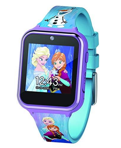 Frozen Unisex Child Digital Watch with Silicone Strap FZN4151 3