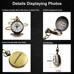 Fullmetal Alchemist Pocket Watch with Chain Box for Cosplay Accessories Anime Merch 20