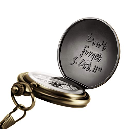 Fullmetal Alchemist Pocket Watch with Chain Box for Cosplay Accessories Anime Merch 7